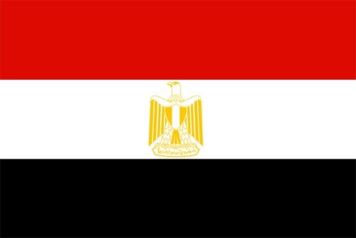 egypt-flagg